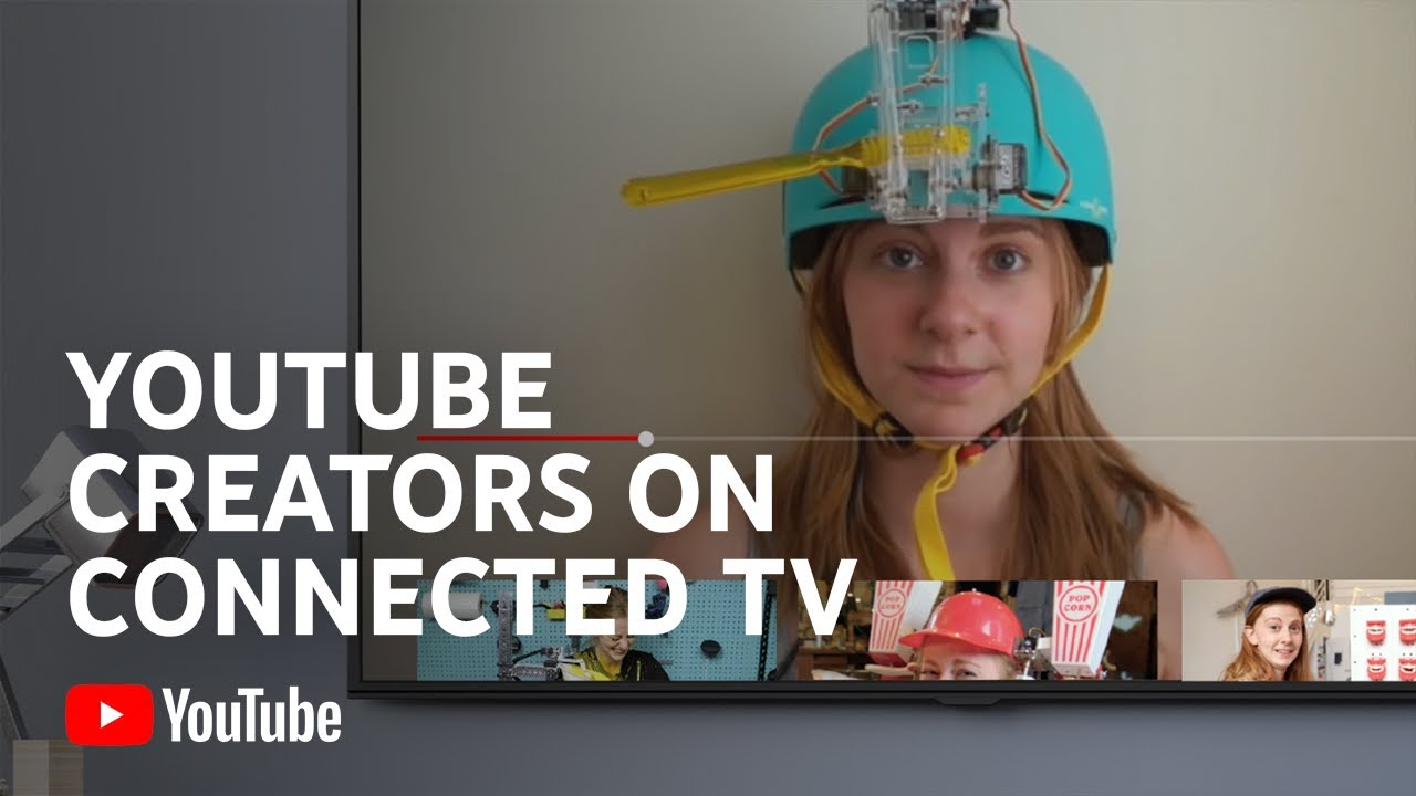 More people are watching connected TV. YouTube creators explain what's driving the trend