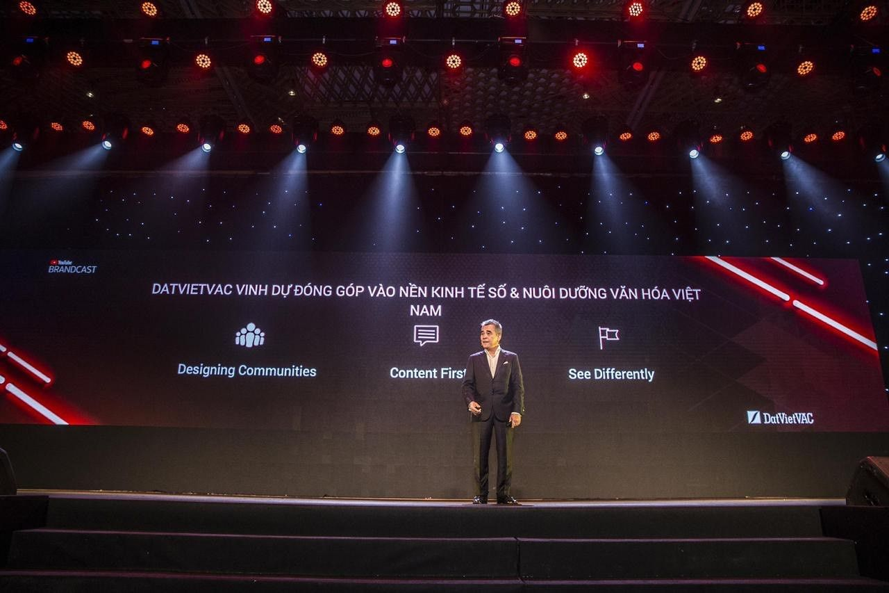 DatVietVAC Partners with the reigning DatVietVAC at YouTube Brandcast and Facebook Video Summit 2019